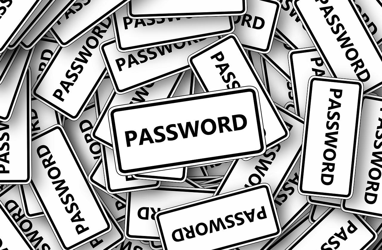Passwort vergessen?